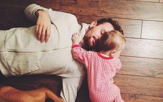 Dragoste de tată. 20 de imagini care îţi vor topi inima!