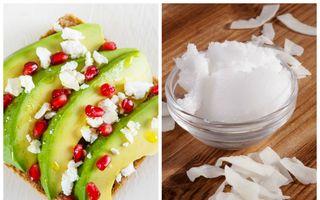 6 grăsimi pe care trebuie să le mănânci dacă vrei să slăbeşti
