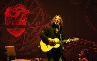 Chris Cornell, solistul trupei Soundgarden, s-a sinucis prin spânzurare