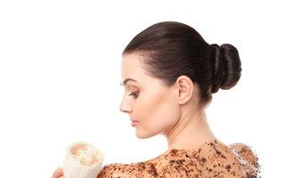 Cele mai bune exfoliante naturale pentru faţă şi corp. 4 reţete