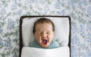 Fotograful de bebeluşi care creează amintiri preţioase pentru familie