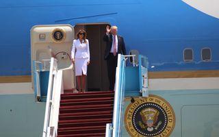 Donald Trump are probleme cu soţia: Melania nu-l mai ascultă - VIDEO