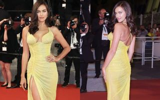 20 de ţinute spectaculoase purtate de vedete la Cannes