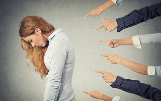 Două moduri de a gestiona constructiv respingerea
