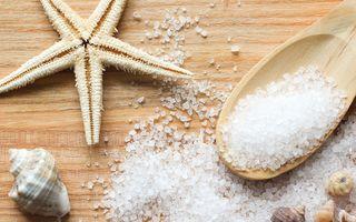 De ce este periculoasă sarea de mare?