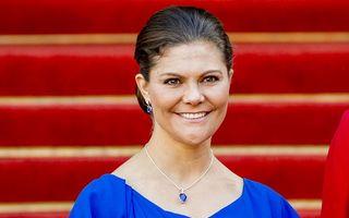 Sindromul stresului regal: Prinţesa Victoria a Suediei a suferit de anorexie