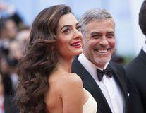 George Clooney a devenit tată. Soția sa, Amal, a născut gemeni