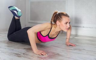 Cele mai bune 5 exerciţii pentru sâni mai fermi