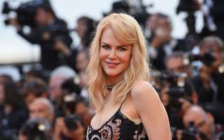 """Nicole Kidman se simte minunat la 50 de ani: """"A fost cel mai bun an din viaţa mea"""""""