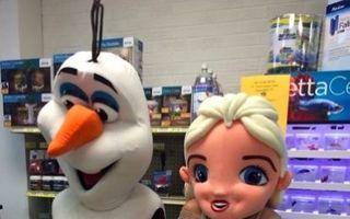 15 jucării Disney care sunt mai degrabă înfricoşătoare decât drăguţe