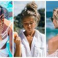 20 de coafuri perfecte pentru plajă