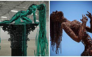 7 sculpturi moderne de la care nu-ţi mai poţi lua ochii. Sunt fascinante!