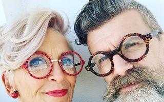 13 cupluri în vârstă care au mai mult stil decât tinerii. Arată spectaculos!