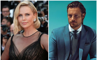 Cuplu nou la Hollywood: Charlize Theron are un iubit surprinzător