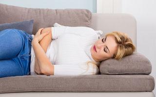 6 motive pentru care te doare stomacul