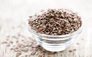 Beneficiile semințelor de in