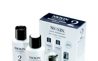 Kit-ul Nioxin System 2 -  Masuri impotriva caderii parului