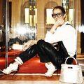Văduvă cu stil: Celine Dion a cheltuit 96.000 de euro pe o ţinută extravagantă