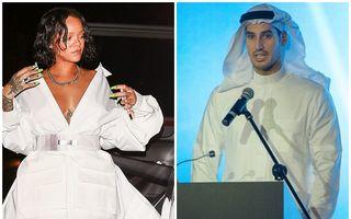 Rihanna are alt iubit: Vedeta a pus mâna pe un miliardar saudit