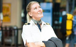 Suedeza zburătoare: Susanna din Goteborg, pilot de avion şi vedetă pe Instagram la 40 de ani