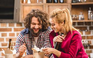 De ce se îngraşă partenerii din cuplurile fericite?