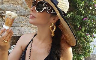 Andreea Marin, mai sexy ca niciodată. Ce ținute a purtat în vacanță