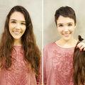 Cât de mult te schimbă o vizită la coafor sau la frizer: 20 de imagini înainte şi după