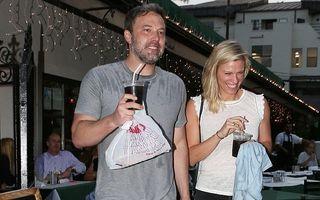Ben Affleck nu mai e singur: Noua lui iubită s-a mutat la el acasă