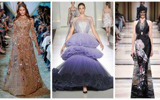Săptămâna Modei Couture de la Paris. 25 cele mai frumoase rochii