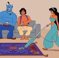 Cum ar arăta desenele Disney dacă ar fi făcute în 2017