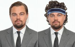 Cum ar arăta vedetele dacă ar purta coafuri din anii '80? 10 imagini amuzante