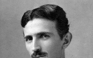 """Nikola Tesla în 1895: """"Puteam vedea trecutul, prezentul și viitorul în același timp"""""""