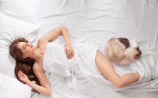 6 motive pentru care e bine să dormi dezbrăcată