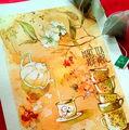 Unii le beau, alţii pictează cu ele! O artistă foloseşte o tehnică inedită pentru picturile sale