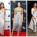 Cum să accesorizezi o rochie argintie