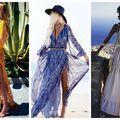 30 de rochii maxi pentru vacanță. Cele mai frumoase modele pe care să le porți