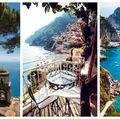 Coasta Amalfi, un tărâm de poveste. 20 de fotografii care-ţi rămân întipărite în minte