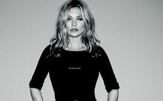 RESERVED lansează campania de Toamnă/Iarnă cu Kate Moss în rolul principal