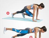 Top 6 cele mai bune exerciţii care topesc grăsimea de pe abdomen