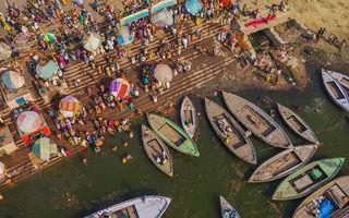 Cum arată oraşele din lumea întreagă privite de sus. 25 de fotografii spectaculoase