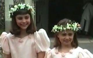 Cum arătau surorile celebre în copilărie. 10 fotografii adorabile