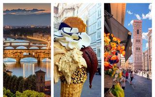 Dragoste la prima vedere. 20 de fotografii care te conving să vizitezi Florenţa