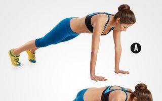 5 exerciţii intense care te ajută să slăbeşti rapid