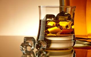 De ce wiskey-ul are gust mai bun cu apă