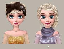 Sunt frumoase oricum! Cum ar arăta prinţesele Disney dacă ar avea diverse coafuri