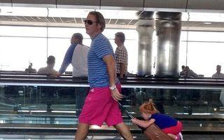Cele mai ciudate lucruri văzute în aeroport: 7 imagini inedite