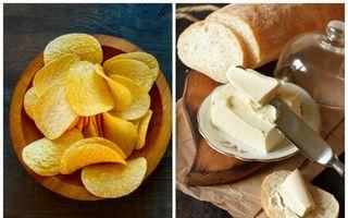 6 alimente care nu sunt ceea ce par a fi