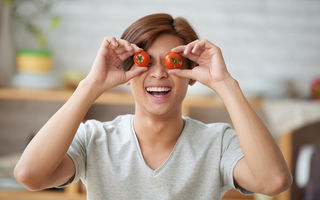 Cele mai bune alimente pentru ochi sănătoși
