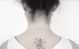 50 de tatuaje minimaliste foarte reuşite. Care e cel mai frumos?