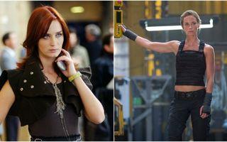 9 actriţe care s-au umplut de muşchi pentru rolurile pe care le-au jucat